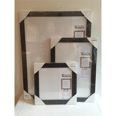 cadre noir 70 x 100 cm