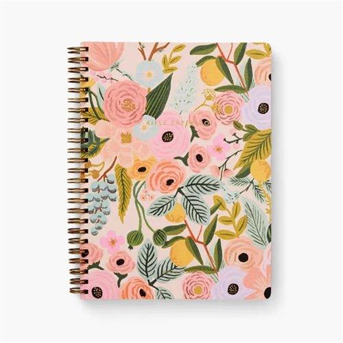 Beau, cahier, couverture, spirale. Beau, modèle, couverture, cahier spirale,  fractal, design.
