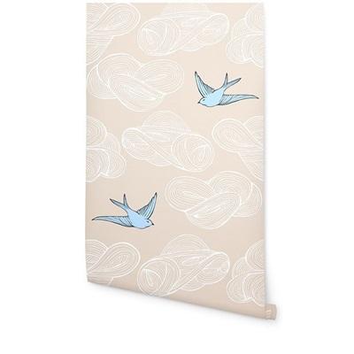 Daydream Wallpaper Cream