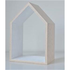 maison en bois blanc grande. Black Bedroom Furniture Sets. Home Design Ideas