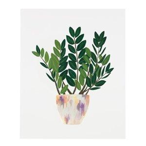 Affiche plante for Solde plante interieur