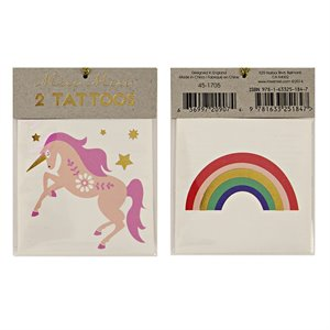 Tattoos - Licorne
