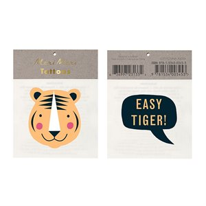 Tattoos - Easy Tiger!