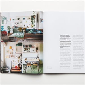 Livre Spaces by Frankie