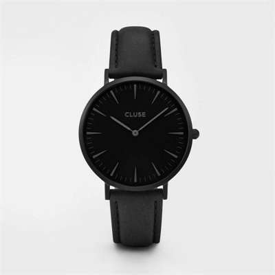 CLUSE watch - full black