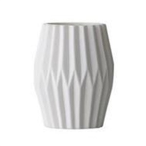 Small porcelain vase 1 - white