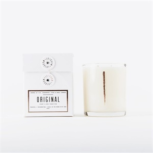 Double stems candle - Original