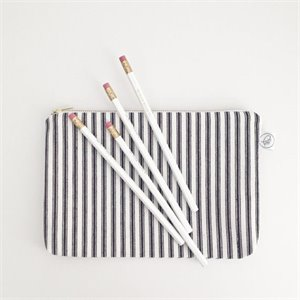 Pouch - stripes