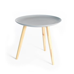 Grande table - grise