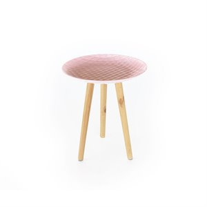 Table - pink