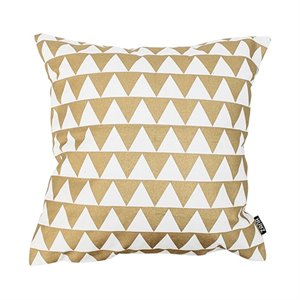 Coussin triangles - or