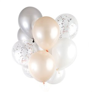 Ensemble de ballons - Blush