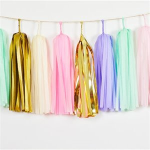 Tassel Garland - unicorn
