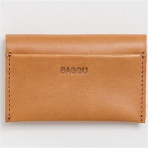 Card Holder - Caramel