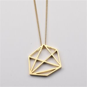 Emily necklace - gold