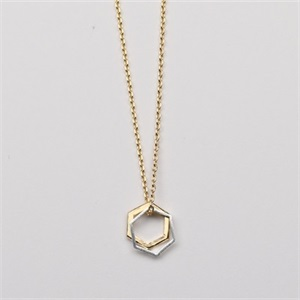 Marilou necklace - gold