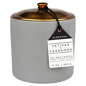 Large Hygge candle - Vetiver & Cardamom