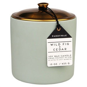 Large Hygge candle - Wild Fig & Cedar