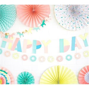 Happy Day Banner