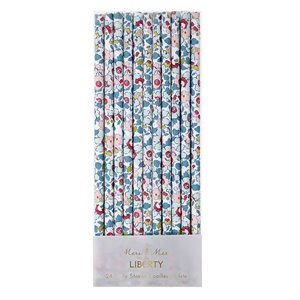 Party Straws - Liberty