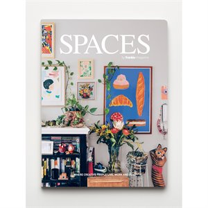 Spaces Book By Frankie
