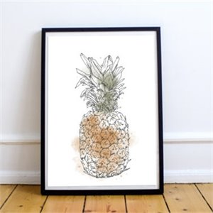 Poster - Pineapple