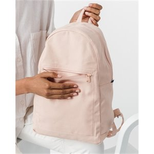 Zip shell backpack