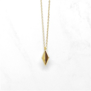 Abby necklace - gold