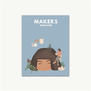 Maker's Magazine -  Issue 5: home