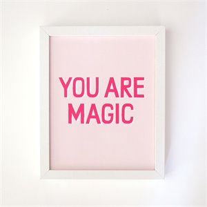 Affiche - You are magic