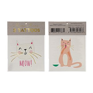 Tatoos - Chats
