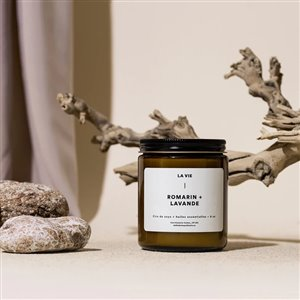 Candle - Rosemary-lavender