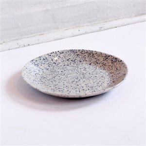 Small Speckled plate