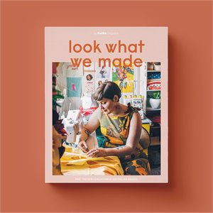 Livre Look What We Made par Frankie