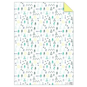 Camping wrapping sheets