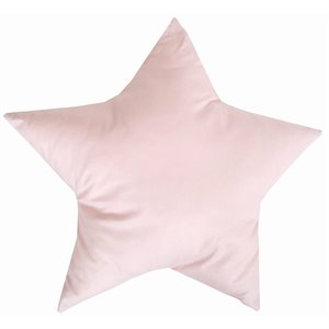 Star pillow - Light pink