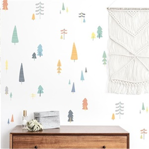 Wall sticker - Forest